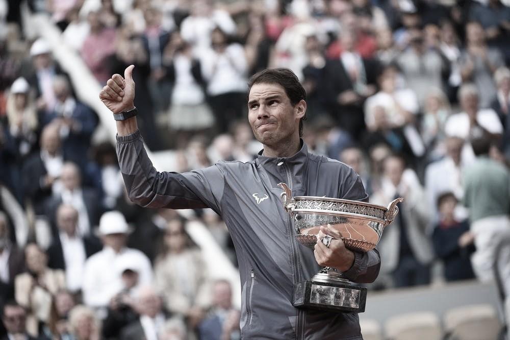 Últimos campeones de Roland Garros