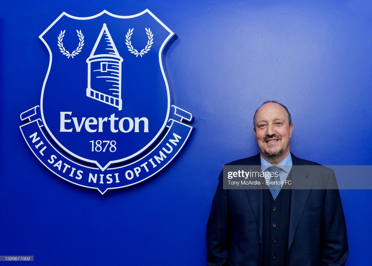 What to expect from Rafa Benitez at Everton?