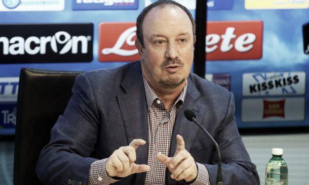 """Benitez: """"A Cesena con l'energia della Supercoppa"""""""