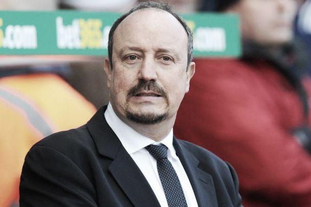 """Napoli, Benitez: """"Continuiamo così ed il secondo posto non sarà un sogno"""""""