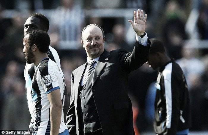With Benitez staying at Newcastle, what does he bring to the table?