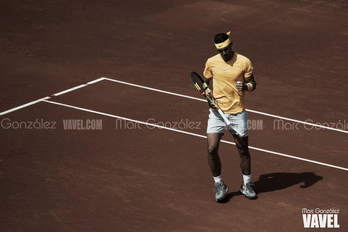 ATP Roma, il programma maschile di mercoledì