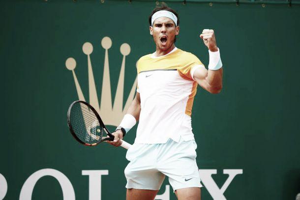 Maratoniana victoria de Nadal sobre Ferrer