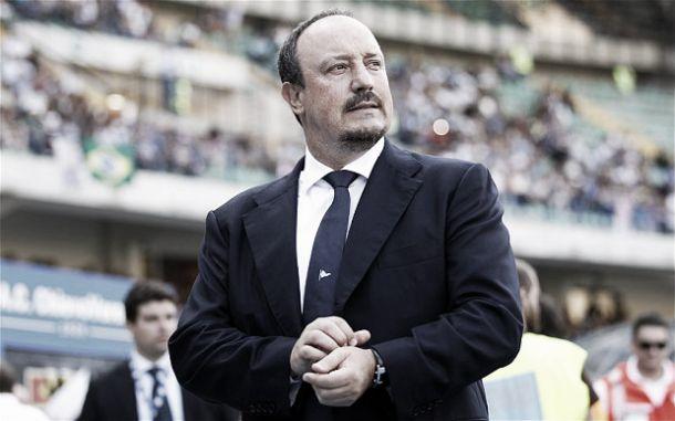 Rafa Benítez confirms Napoli departure