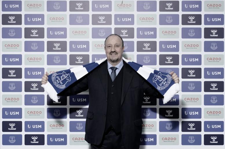 Yerry Mina y James Rodríguez tienen nuevo entrenador en el Everton