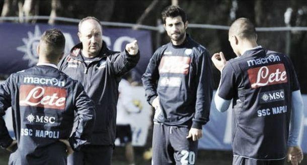 """Benitez: """"Gara difficile, Inter fortissima e costruita per vincere"""""""
