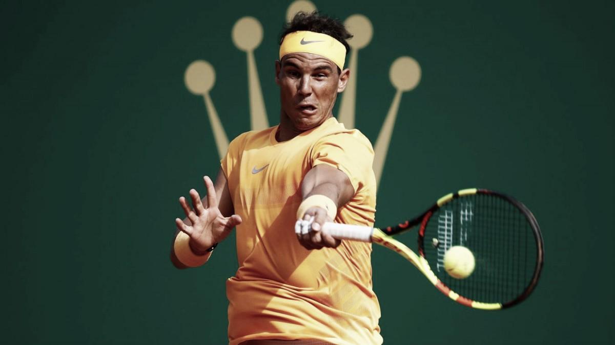 Montecarlo: Schwartzman afuera, Nadal y Djokovic avanzan a paso firme