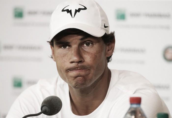 Rafael Nadal desiste de Wimbledon 2016 por conta de lesão