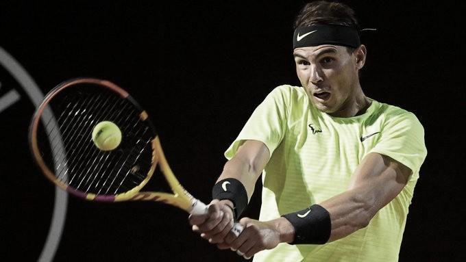 Nadal se cita con Schwartzman en cuartos del Masters de Roma