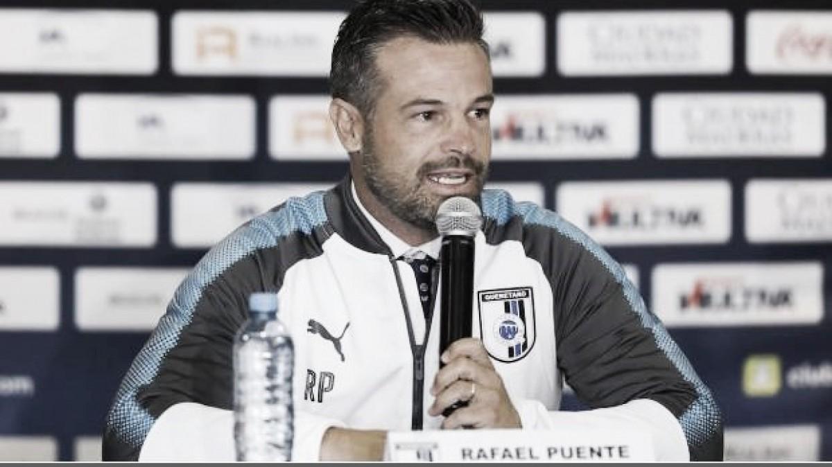 """Rafa Puente: """"Dimos un paso importante"""""""