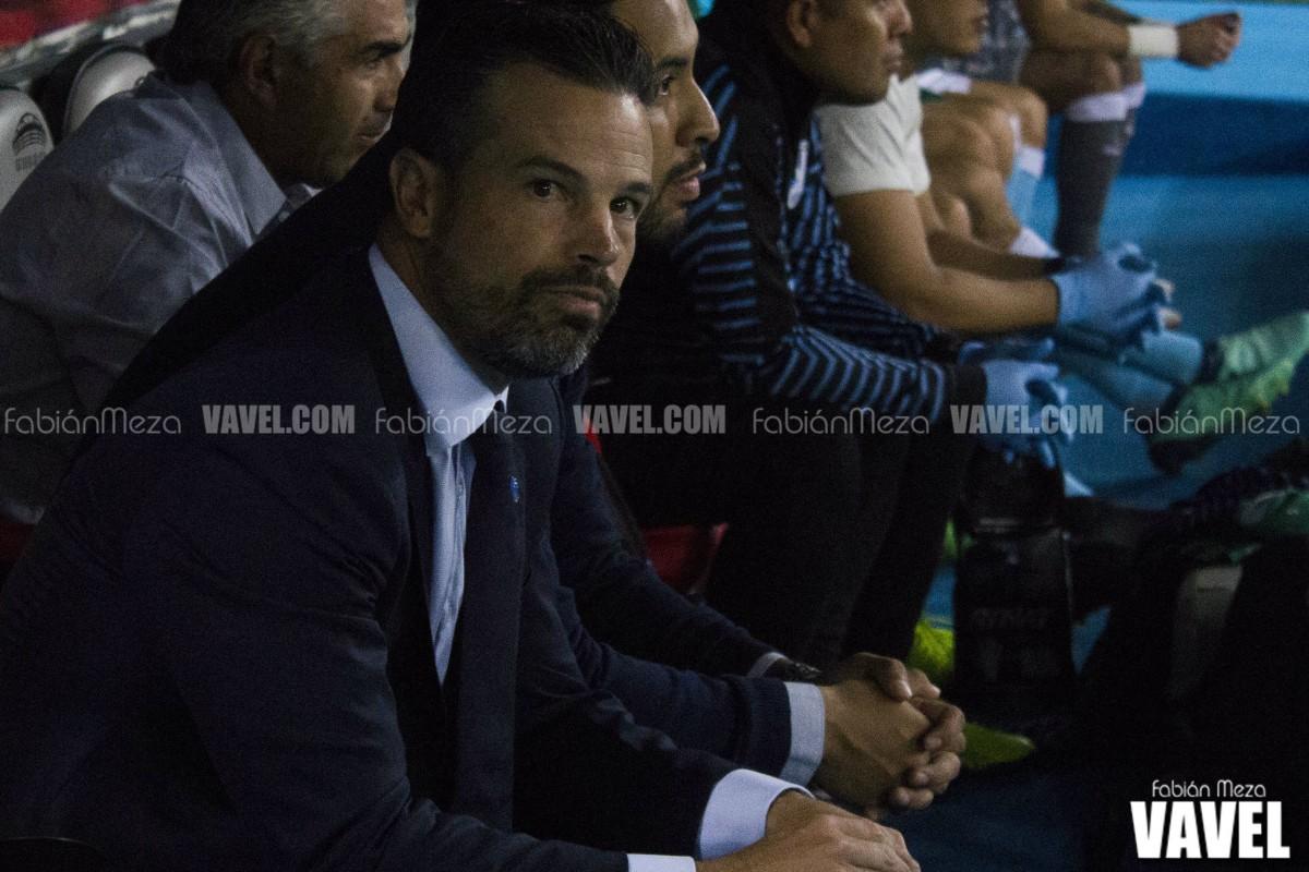 """Rafael Puente: """" Los últimos dos partidos hemos sido contundentes"""""""