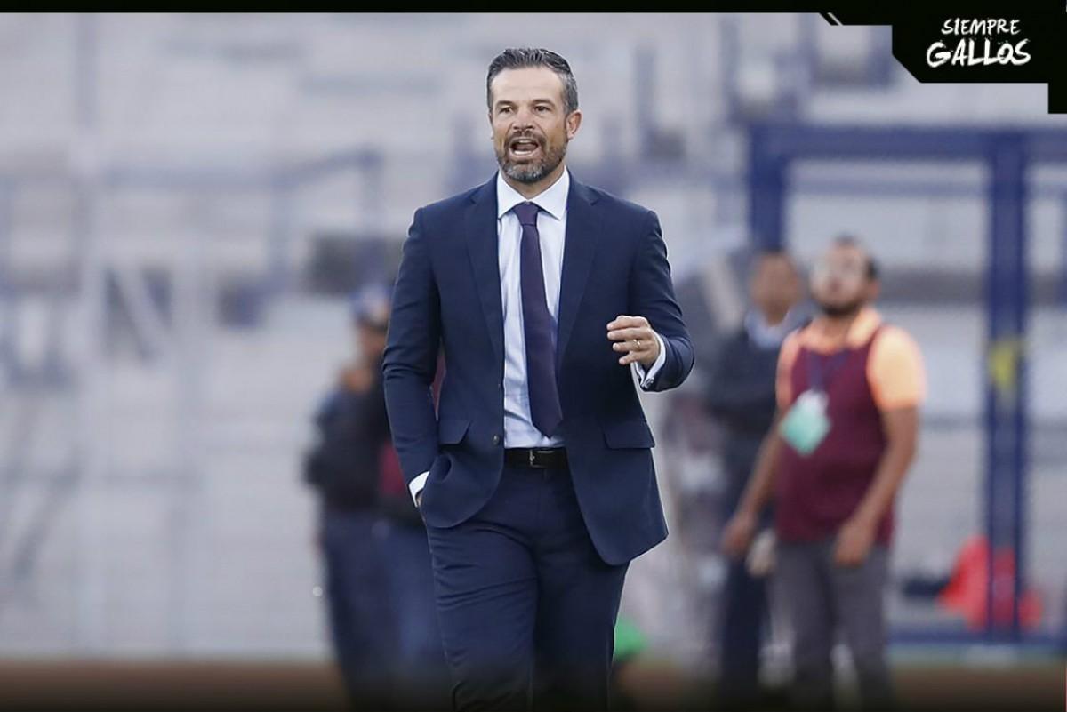 """Rafael Puente: """"Nos vamos satisfechos"""""""