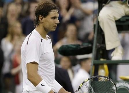 Dramatic first week at Wimbledon
