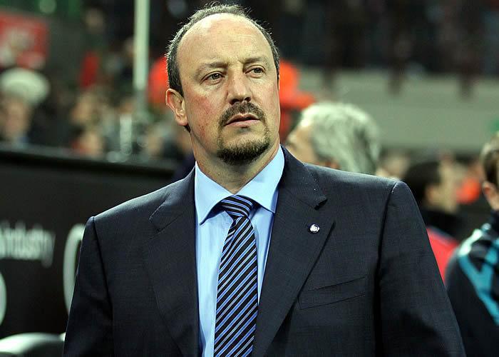 El Sampdoria reconoce contactos con Rafa Benítez