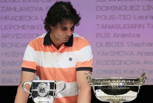 Roland Garros, sorteggiato il tabellone