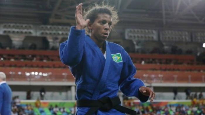 Judô: Em reencontro, Rafaela Silva derrota algoz húngara e vai à semifinal