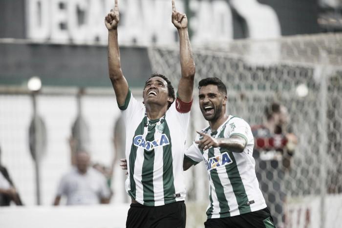 Autor do gol do título, Rafael Lima exalta campanha do América-MG