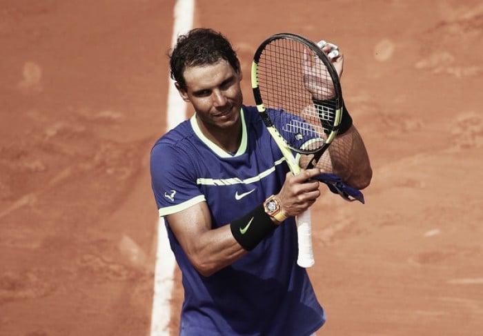 Roland Garros: bene Nadal. Fuori Dimitrov, Muguruza avanti