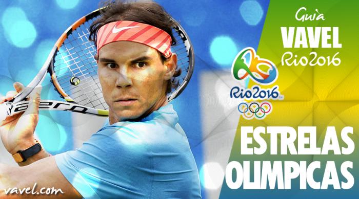 Conheça Rafael Nadal, porta-bandeira espanhol nas Olimpíadas do Rio de Janeiro 2016