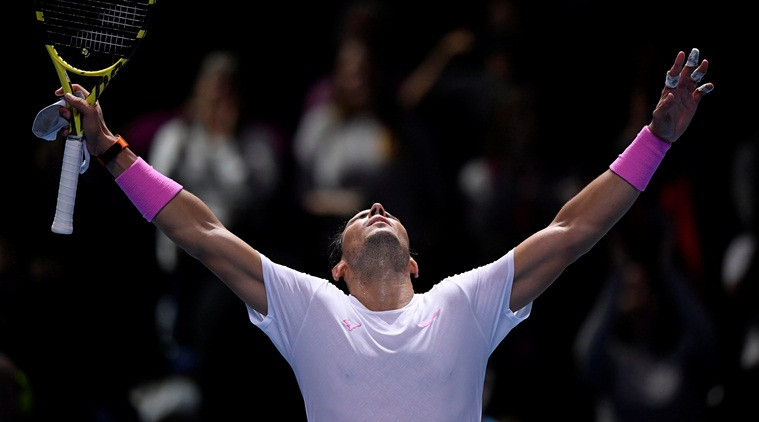 Nitto ATP Finals: Rafael Nadal saves a match point, stages memorable comeback to stun Daniil Medvedev