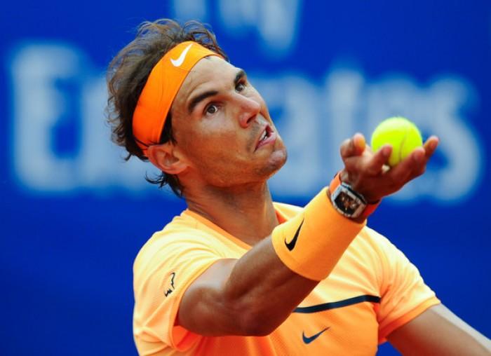 ATP Barcellona - Le semifinali: Paire sulla strada di Nishikori, Nadal con Kohlschreiber
