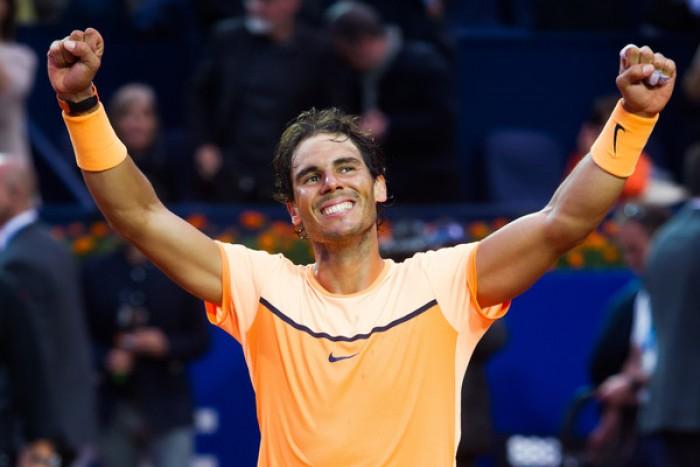 Mutua Madrid Open 2016- Buon esordio per Nadal
