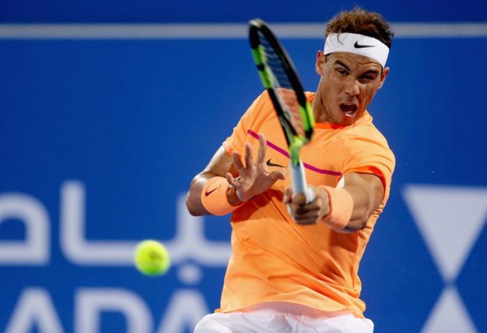 Tennis, Mubadala World Tennis Championship - Nadal regola Raonic, finale con Goffin