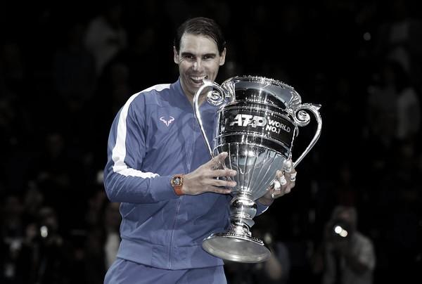 Rafa Nadal, rey del tenis por quinta ocasión