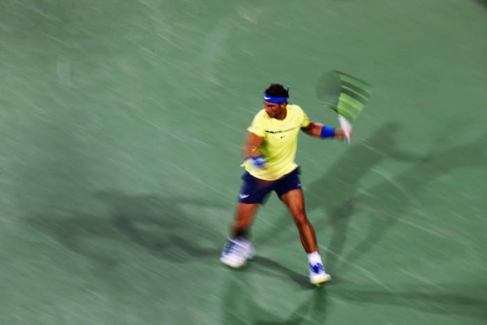 ATP Cincinnati- Il programma Dimitrov vs Del Potro Nadal attende Ramos Vinolas