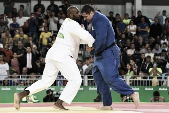 Judô: Rafael Silva perde para atual campeão olímpico e vai à repescagem pelo bronze