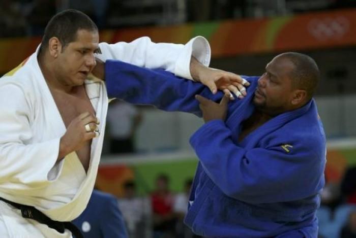 Judô: Rafael Silva estreia vencendo Ramon Pileta na Rio 2016
