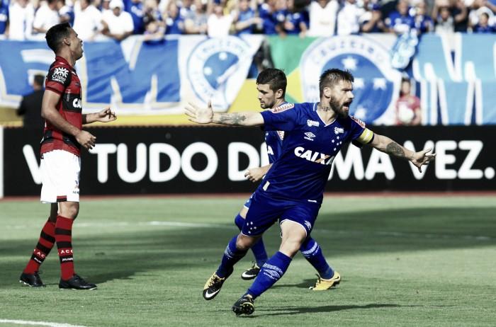 Com fim de temporada instável, Rafael Sóbis projeta 2018 no Cruzeiro