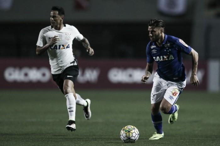 Rafael Sóbis comemora resultado diante do Corinthians, mas sai na bronca com a arbitragem