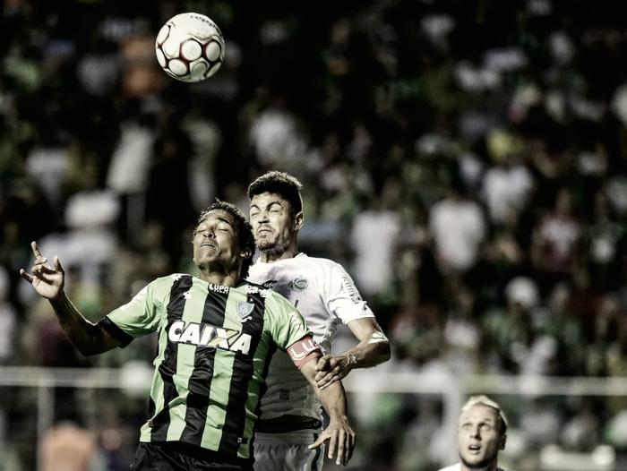 """Rafael Lima pede atenção ao América contra Cruzeiro, mas avisa: """"Temer de maneira alguma"""""""