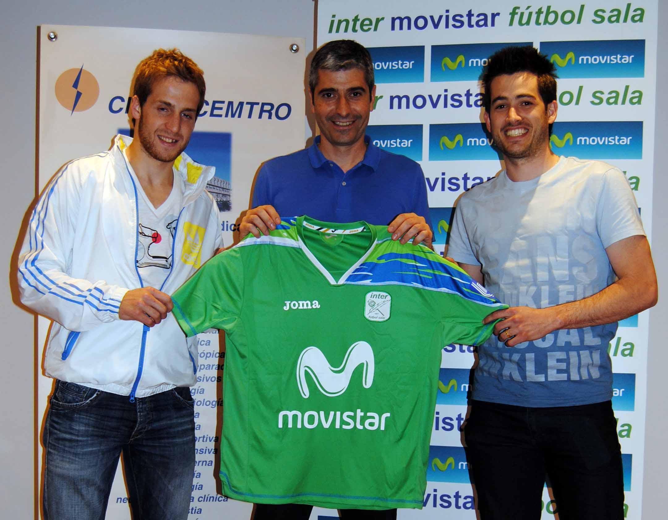 Caras nuevas en Inter Movistar