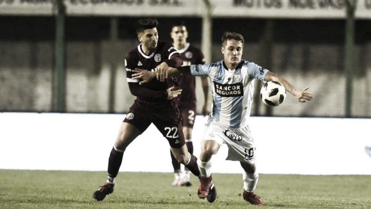 Lanús quedó eliminado de la Copa Argentina