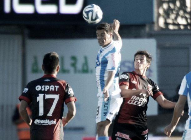 Resultado Colón de Santa Fe - Atlético de Rafaela 2014 (0-1)