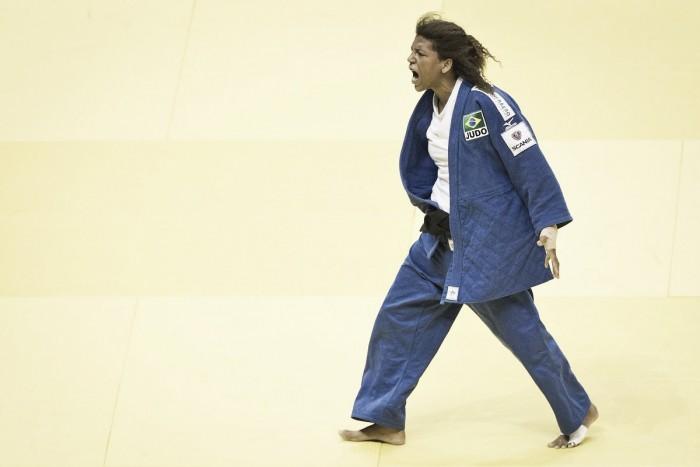 Rafaela Silva é a terceira mulher a conquistar ouro em provas olímpicas individuais pelo Brasil