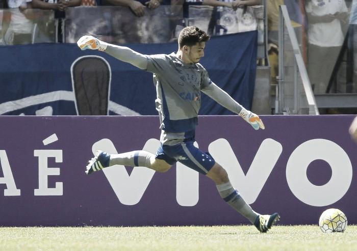 """Rafael celebra atuação segura e Robinho comemora gol diante do Santa: """"Esse vai pro DVD"""""""