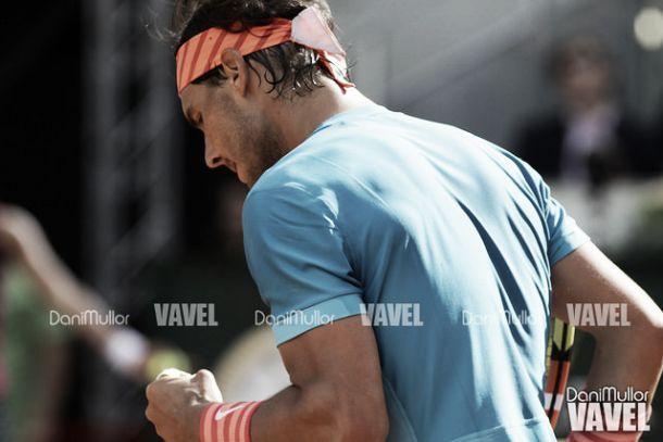 Rafael Nadal, condecorado con la medalla 'Grand Vermeil' en París