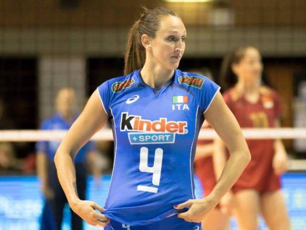 Esclusiva Vavel - In viaggio nella serie A1 di volley femminile: Raffaella Calloni