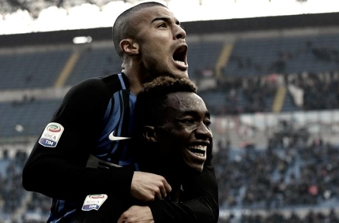 El Inter vuelve a ganar ocho partidos después