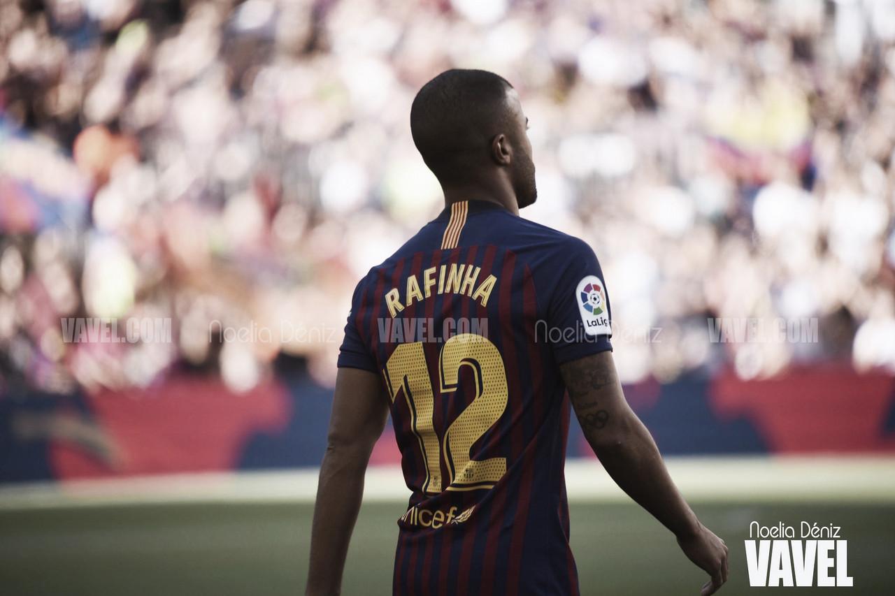 Fichajes FC Barcelona: Mazinho Habla sobre la Salida de Rafinha