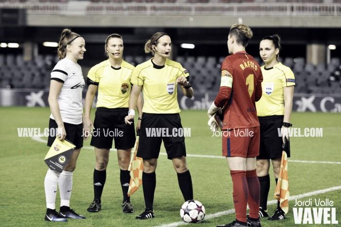"""Laura Ràfols: """"Da igual marcar uno que diez, lo importante son los tres puntos"""""""