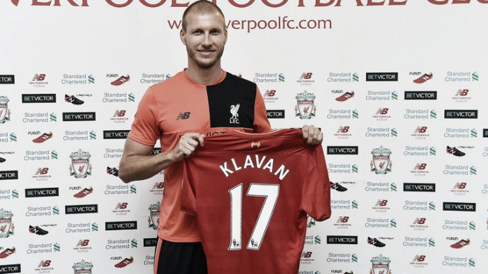 Jürgen Klopp: I knew I wanted Liverpool signing Ragnar Klavan from the end of last season
