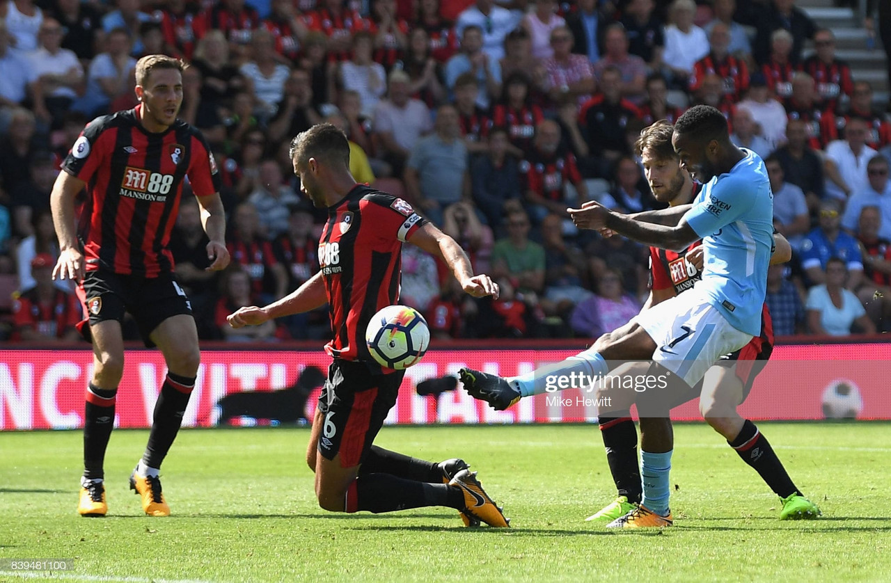 AFC Bournemouth vs Manchester City: Live Stream TV Updates and EPL Scores