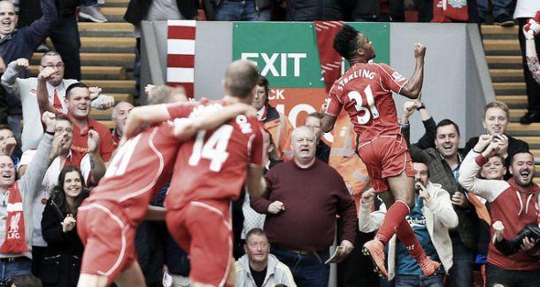 Liverpool 2-1 Southampton: Rodgers' men squeeze past Saints in season opener