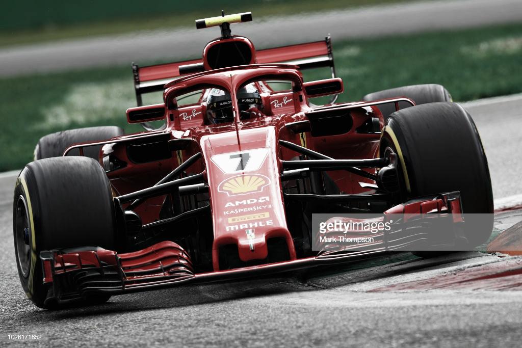 "Steve Robertson: ""A Kimi le encanta llevar coches de Fórmula 1"""