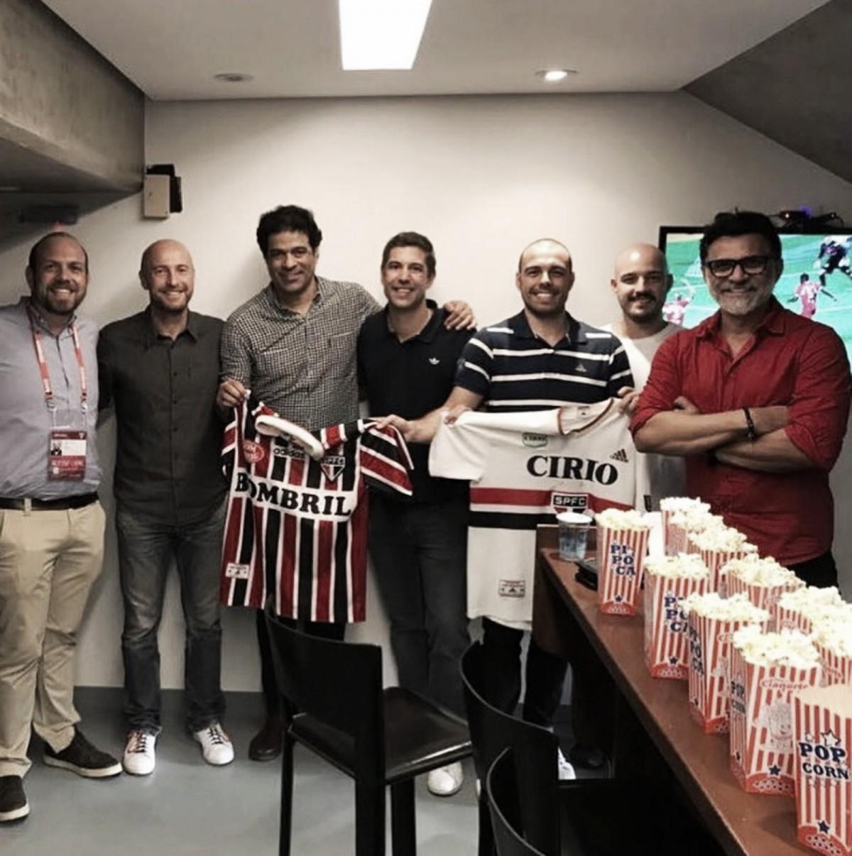 São Paulo se aproxima de acerto com Adidas e renova direitos de transmissão