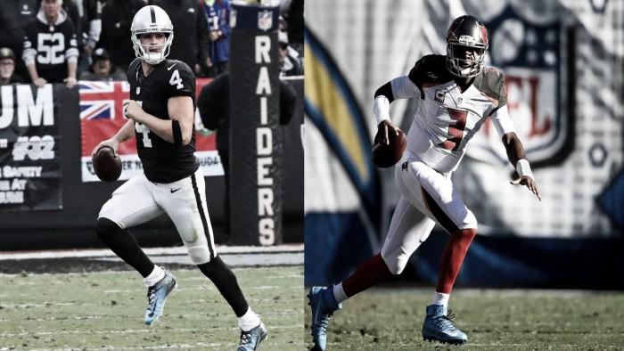 Tampa Bay y Oakland a paso firme